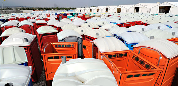 Champion Portable Toilets in Roseville,  MI